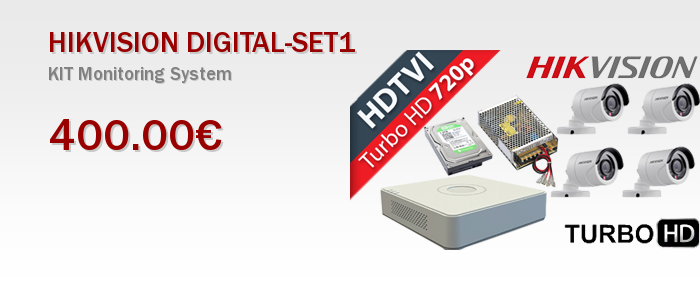 HIKVISION DIGITAL-SET1