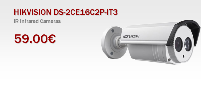 HIKVISION DS-2CE16C2P-IT3