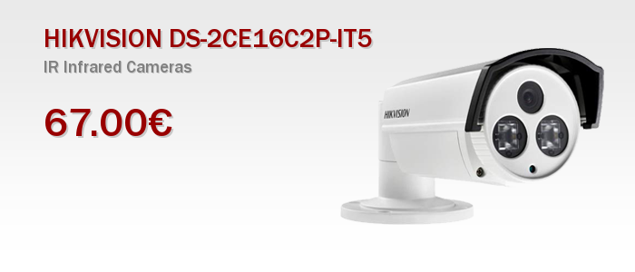 HIKVISION DS-2CE16C2P-IT5